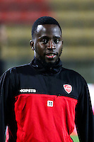 Sigamary Diarra of Valenciennes during the Ligue 2 match between Tours and Valenciennes on October 21, 2016 in Tours, France. (Photo by Eddy Lemaistre/Icon Sport)