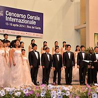 Concorso Corale Internazionale 2014,Roberto Vuilleumier