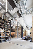 Analog Folk fit-out and interiors by Design Haus Liberty
