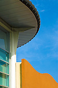 Architectural detail vignette, shapes & Forms