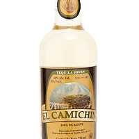 El Camichin Tequila Joven -- Image originally appeared in the Tequila Matchmaker: http://tequilamatchmaker.com