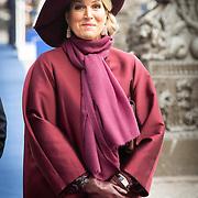 NLD/Amsterdaml/20181121 - Koningspaar ontvangt President Singapore,  Koningin Maxima