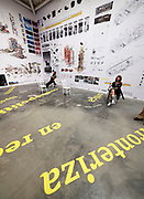 "FREESPACE - 16th Venice Architecture Biennale. Spain: ""becoming"". Students and architects from Spanish learning environments."