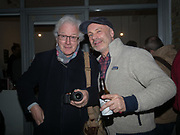 HOMER SYKES, DOUGIE WALLACE; , New Girl Order' Ian Mckell book launch and opening, 12 - 18 Hoxton Street, London 11 April 2019