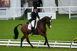 Schrade Dirk (GER) - Cisko A<br /> FEI World Championship for Young Horses Le Lion d'Angers 2012<br /> © Hippo Foto - Jon Stroud