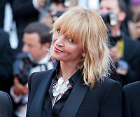 Uma Thurman at Based on a True Story (D'apres Une Histoire Vraie) gala screening at the 70th Cannes Film Festival Saturday 27th May 2017, Cannes, France. Photo credit: Doreen Kennedy