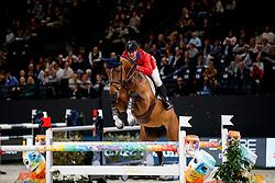 WARD McLain (USA), HH Azur<br /> Paris - FEI World Cup Finals 2018<br /> Longines FEI World Cup Jumping Final IV<br /> www.sportfotos-lafrentz.de/Stefan Lafrentz<br /> 15. April 2018