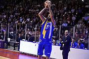 Antonio Iannuzzi<br /> Grissin Bon Pallacanestro Reggio Emilia - Betaland Capo d' Orlando<br /> Lega Basket Serie A 2016/2017<br /> Reggio Emilia, 05/12/2016<br /> Foto Ciamillo-Castoria