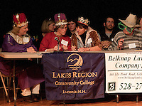 Lakes Region Scholarship Foundation annual spelling bee at LHS October 27, 2011.