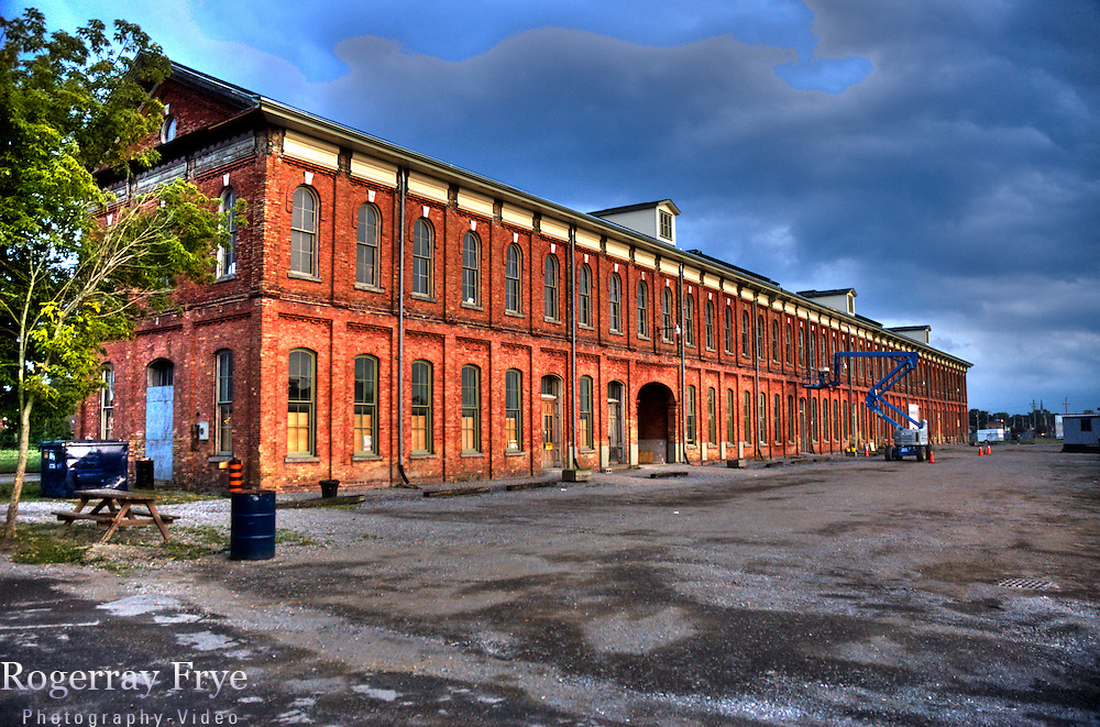 CASO: Canadian Southern Railway Station<br />