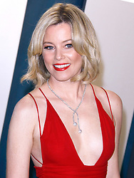 February 9, 2020, Beverly Hills, CA, USA: BEVERLY HILLS, CALIFORNIA - FEBRUARY 9: Elizabeth Banks attends the 2020 Vanity Fair Oscar Party at Wallis Annenberg Center for the Performing Arts on February 9, 2020 in Beverly Hills, California. Photo: CraSH/imageSPACE (Credit Image: © Imagespace via ZUMA Wire)