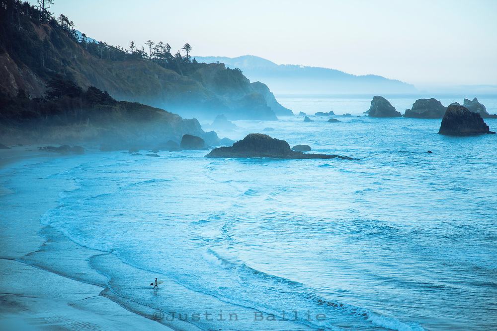 Indian Beach, Ecola State Park, OR.