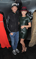 TOWIE stars Tom Kilbey and Lydia Rose Bright attend Lucy Mecklenburgh's launch opening of her new shop in Essex. UK. 05/12/2012<br />BYLINE MUST READ : GOTCHAIMAGES.COM<br /><br />Copyright by © Gotcha Images Ltd. All rights reserved.<br />Usage of this image is conditional upon the acceptance <br />of Gotcha Images Ltd, terms and conditions available at<br />www.gotchaimages.com