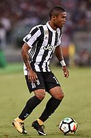 13.08.2017 - Roma - Supercoppa Italiana  -  Juventus-Lazio nella  foto: Douglas Costa