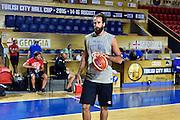 DESCRIZIONE : Tbilisi City Hall Cup - Allenamento<br /> GIOCATORE : Luigi Datome<br /> CATEGORIA : nazionale maschile senior A <br /> GARA : Tbilisi City Hall Cup - Allenamento <br /> DATA : 13/08/2015<br /> AUTORE : Agenzia Ciamillo-Castoria