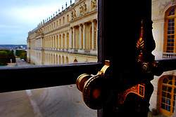 Four major building campaigns took place at the Palace of Versailles between 1664 and 1710.