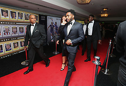 Tottenham Hotspur's Danny Rose arriving for the Professional Footballers' Association Awards 2017 at the Grosvenor House Hotel, London