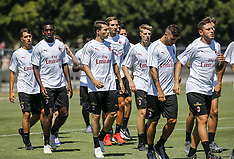 AC Milan Training Session - 23 July 2018