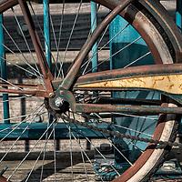 Columbia In Rust