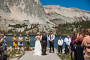Tieg & Marie's Medicine Bow Mountain Wedding near Laramie, Wyoming