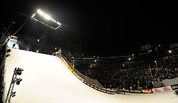 04.02.2012, Bergisel Stadion, AUT, Air and Style Innsbruck 2012, im Bild Feature // during the Snowboard Event Air & Style 2012, Bergisel Stadium, Innsbruck, 2012-02-04,  EXPA Pictures © 2012, PhotoCredit: EXPA/ M. Gruber