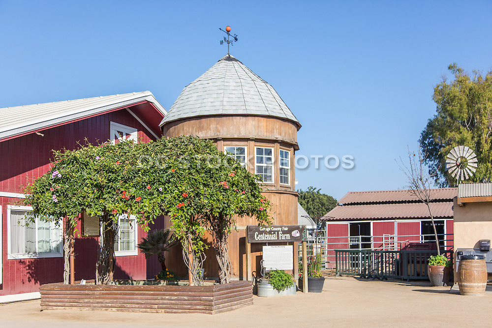Centennial Farm at OC Fair & Event Center in Costa Mesa