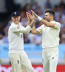 England v West Indies - Test 2, Day 1, 25 August