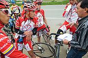 Colombia es Pasion Team Training Ride (2009) - Bogota - Colombia