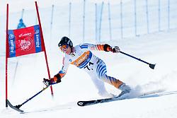 MULDER Thomas, NED, Giant Slalom, 2013 IPC Alpine Skiing World Championships, La Molina, Spain