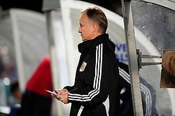 Bristol City Head coach, Sean O'Driscoll - Photo mandatory by-line: Joe Dent/JMP - Tel: Mobile: 07966 386802 08/10/2013 - SPORT - FOOTBALL - London Road Stadium - Peterborough - Peterborough United V Brentford - Johnstone Paint Trophy
