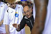 DESCRIZIONE : Roma LNP A2 2015-16 Acea Virtus Roma Benacquista Assicurazioni Latina<br /> GIOCATORE : Attilio Caja<br /> CATEGORIA : allenatore coach time out<br /> SQUADRA : Acea Virtus Roma<br /> EVENTO : Campionato LNP A2 2015-2016<br /> GARA : Acea Virtus Roma Benacquista Assicurazioni Latina<br /> DATA : 20/12/2015<br /> SPORT : Pallacanestro <br /> AUTORE : Agenzia Ciamillo-Castoria/G.Masi<br /> Galleria : LNP A2 2015-2016<br /> Fotonotizia : Roma LNP A2 2015-16 Acea Virtus Roma Benacquista Assicurazioni Latina