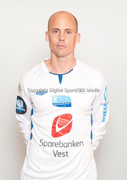 Fotball , Tippeligaen 2013 , Eliteserien , portrett , portretter , Haugesund , Per Morten Kristiansen<br /> Foto: Astrid M. Nordhaug