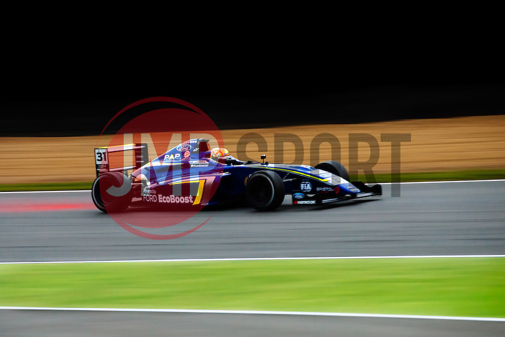Lando Norris   #31 Carlin   MSA Formula Championship   Race 2 - Mandatory byline: Rogan Thomson/JMP - 07966 386802 - 10/10/2015 - MOTORSPORT - Brands Hatch GP Circuit - Fawkham, England - BTCC Meeting Day 1.