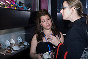 Burju Shoes launch party at NEST, on April 21, 2009 in New York City
