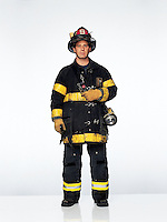 Firefighter, Ladder 9, FDNY<br />