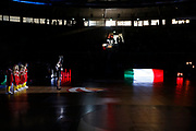BRESCIA 29 SETTEMBRE 2018<br /> BASKET SUPERCOPPA 2018<br /> FIAT TORINO - DOLOMITI ENERGIA TRENTO<br /> NELLA FOTO INNO<br /> FOTO CIAMILLO
