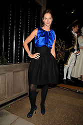 TRINNY WOODALL at the Moet Mirage Evening at Holland Park Opera House, London W8 on 16th September 2007.<br /><br />NON EXCLUSIVE - WORLD RIGHTS