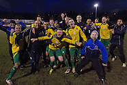 2013 Gornal Athletic v Wisbech Town