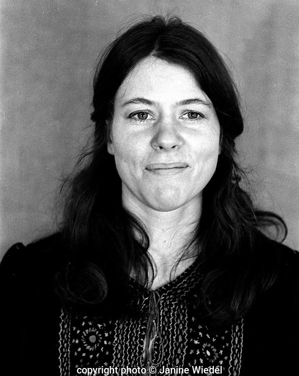 Janine Wiedel 1974