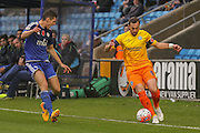 Wycombe Wanderers forward Paul Hayes  during the The FA Cup match between FC Halifax Town and Wycombe Wanderers at the Shay, Halifax, United Kingdom on 8 November 2015. Photo by Simon Davies.