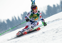 ANGUENOT Leo of France competes during the Audi FIS Alpine Ski World Cup Men's Giant Slalom 58th Vitranc Cup 2019 on March 9, 2019 in Podkoren, Kranjska Gora, Slovenia. Photo by Matic Ritonja / Sportida