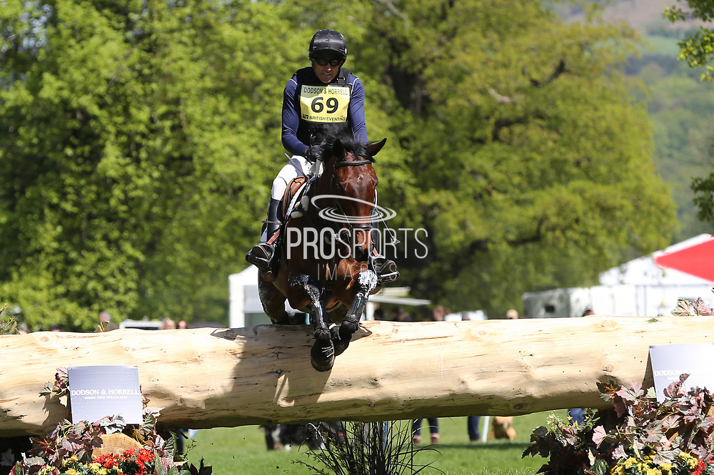 Bill Levett (AUS) on Improvise during the International Horse Trials at Chatsworth, Bakewell, United Kingdom on 13 May 2018. Picture by George Franks.