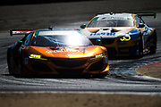 September 21-24, 2017: IMSA Weathertech at Laguna Seca. Acura NSX