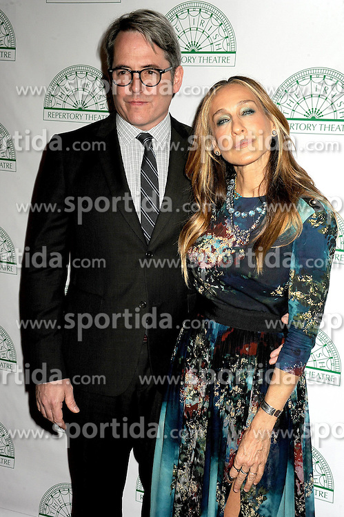 Matthew Broderick and Sarah Jessica Parker attend &quot;Yeats: The Celebration&quot; presented by the Irish Repertory Theatre on June 8, 2015 at The Town Hall in New York City, New York, USA. EXPA Pictures &copy; 2015, PhotoCredit: EXPA/ Photoshot/ Dennis Van Tine<br /> <br /> *****ATTENTION - for AUT, SLO, CRO, SRB, BIH, MAZ only*****