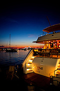 The 2010 Newport Yacht Charter Show at the Newport Yachting Center.