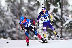March 9, 2019 - –Stersund, Sweden - 190309 Vitaliy Trush of Ukraine competes in the Men's 10 KM sprint during the IBU World Championships Biathlon on March 9, 2019 in Östersund..Photo: Petter Arvidson / BILDBYRÃ…N / kod PA / 92252 (Credit Image: © Petter Arvidson/Bildbyran via ZUMA Press)