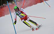 SCI Coppa del Mondo 3tre Slalom Gigante, Matt Michael, Madonna di Campiglio 22 dicembre 2018 © foto Daniele Mosna