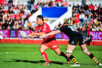 Chris MASOE / Kearnan MYALL - 05.04.2015 - Toulon / Londres Wasps - 1/4Finale European Champions Cup<br />