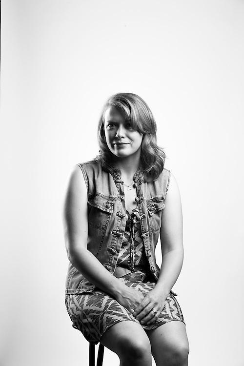 Georgeann Van Delist <br /> Army<br /> E-5<br /> Surveyor <br /> 2003-2004<br /> OIF<br /> <br /> <br /> Veterans Portrait Project<br /> Junction City, KS