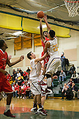 Gloucester Catholic Boys Basketball vs Paulsboro - 21 December 2013